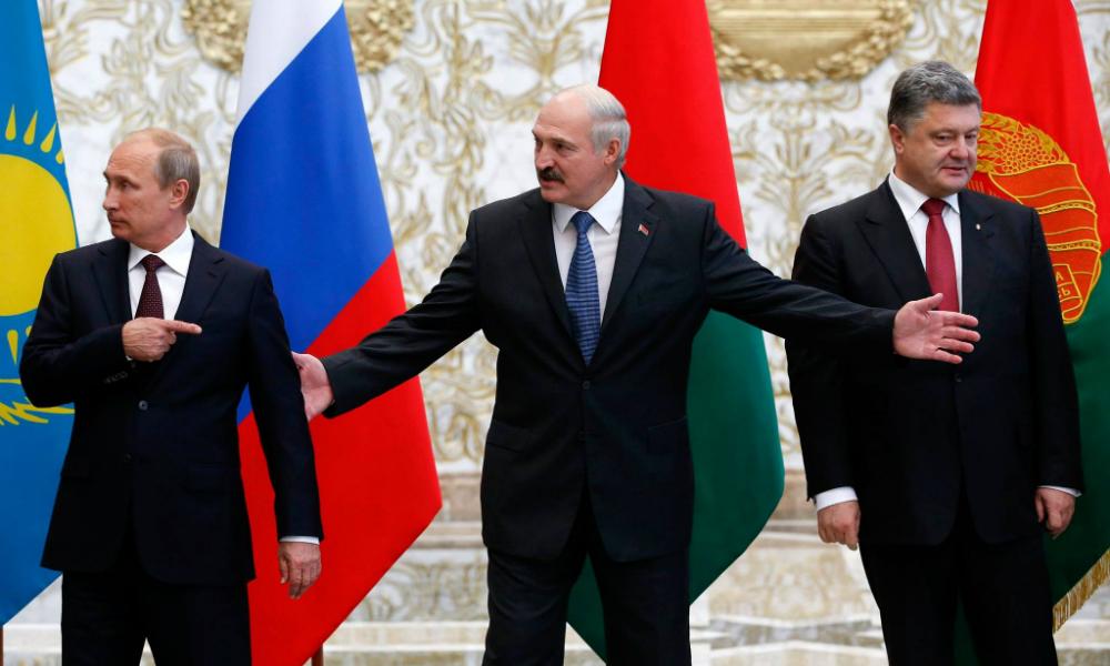 В Кремле заговорили о разрыве дипломатических отношений с Украиной