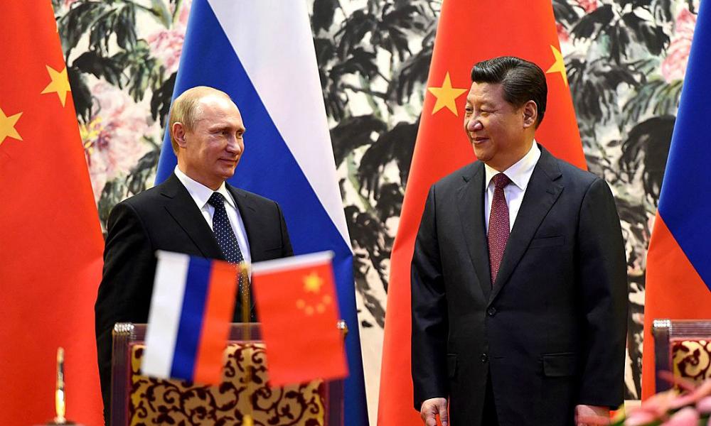 Китай назвал Владимира Путина главным гостем предстоящего саммита G20