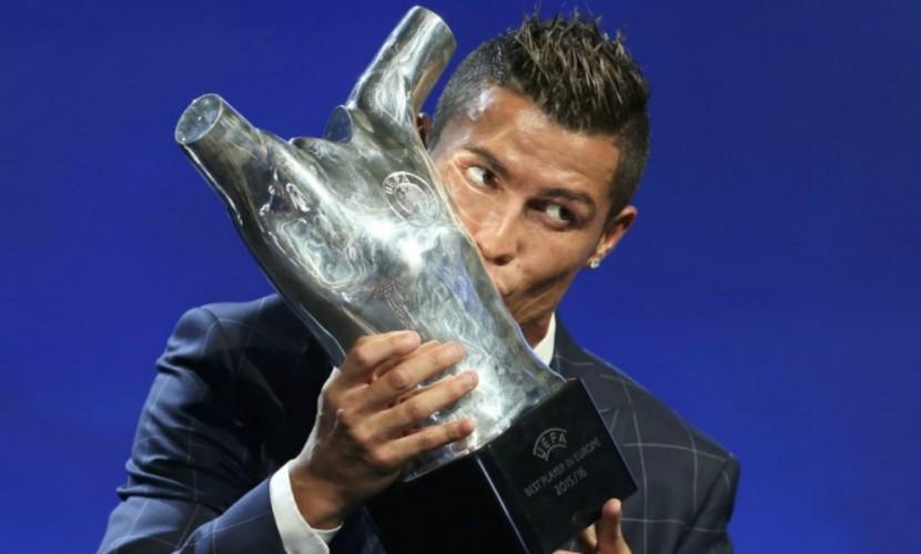 Роналду усомнился в том, что он является лучшим футболистом Европы
