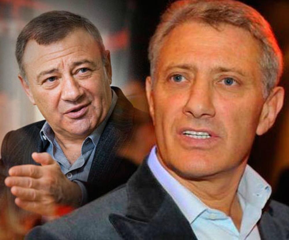 Аркадий и Борис Ротенберги