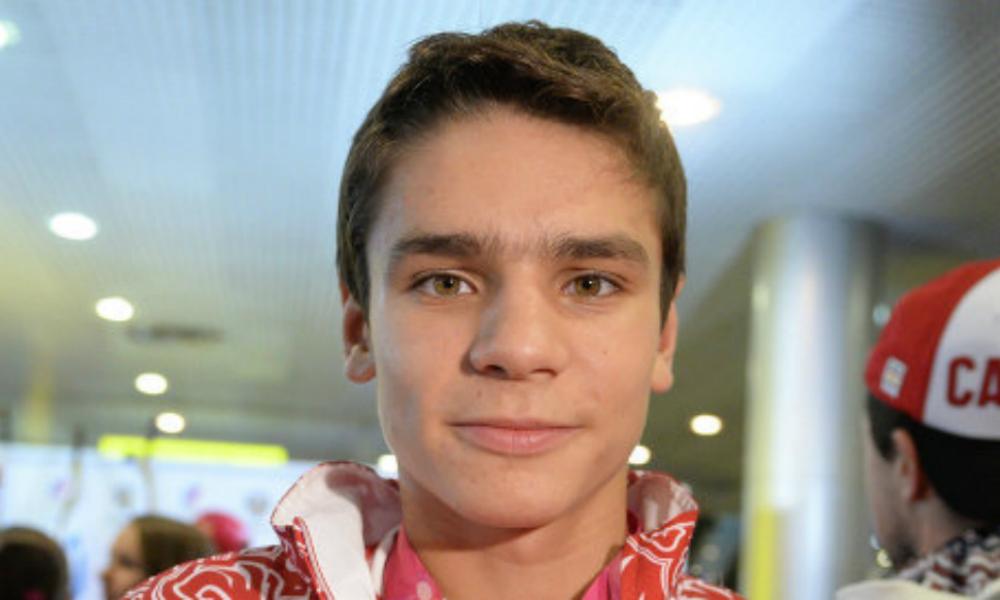 Пловец Сергей Рылов завоевал бронзовую медаль на дистанции 200 метров