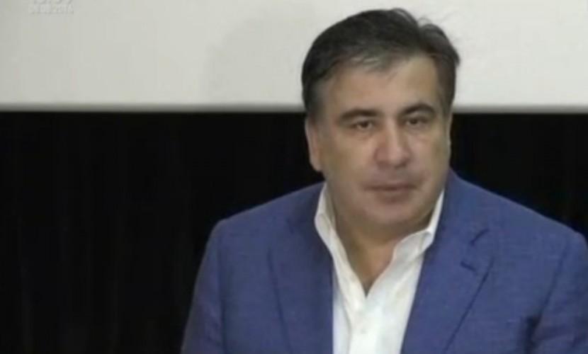 Слетело сязыка: Саакашвили проболтался, что Украина вооружала Грузию в 2008г