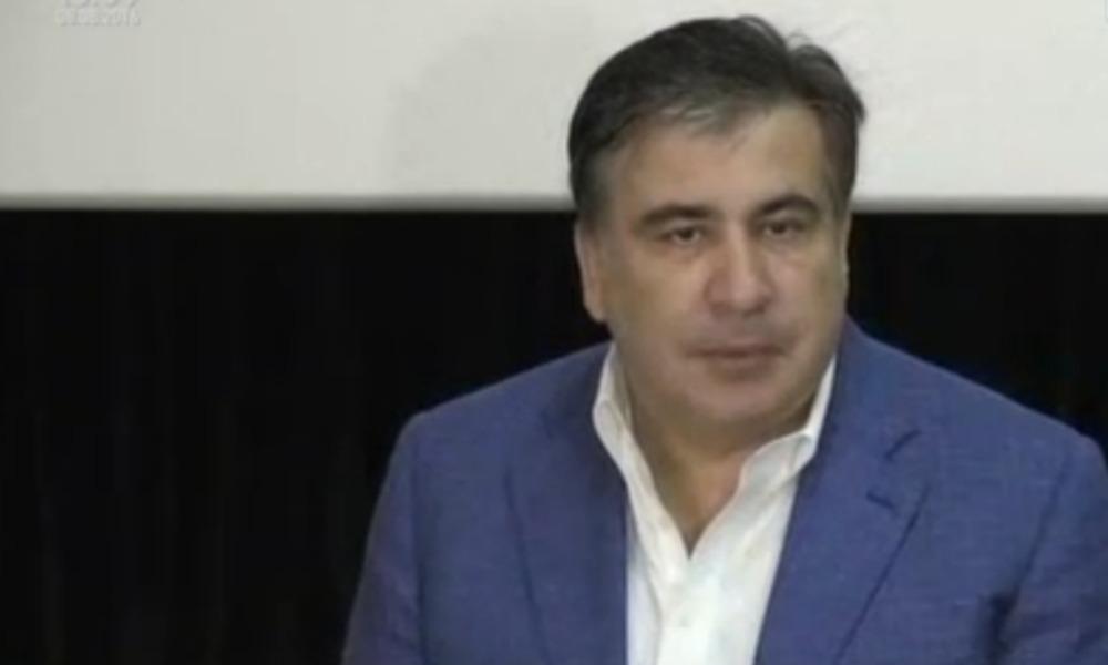 Саакашвили рассказал о сбитых с помощью Украины российских самолетах во время военного конфликта в 2008 году