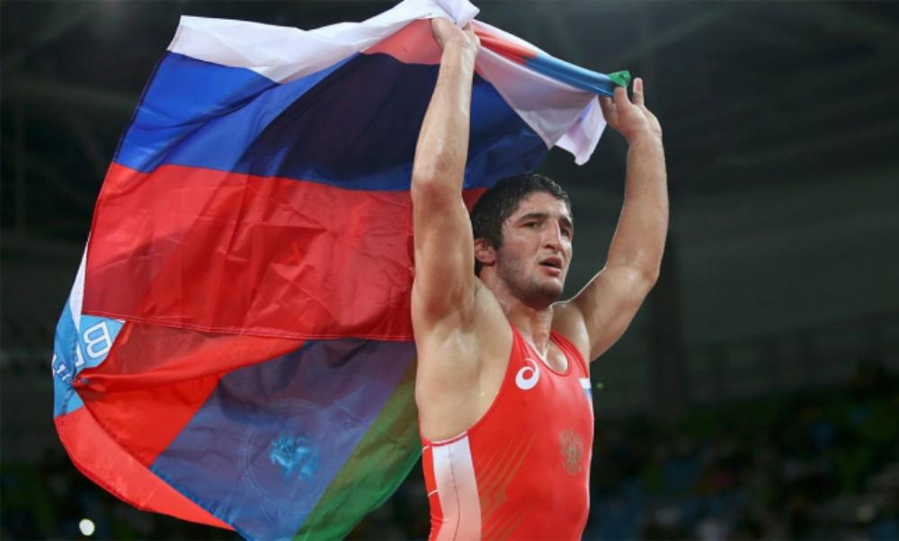 Россиянин Садулаев вырвал олимпийское золото у выступающего за Турцию уроженца Ингушетии