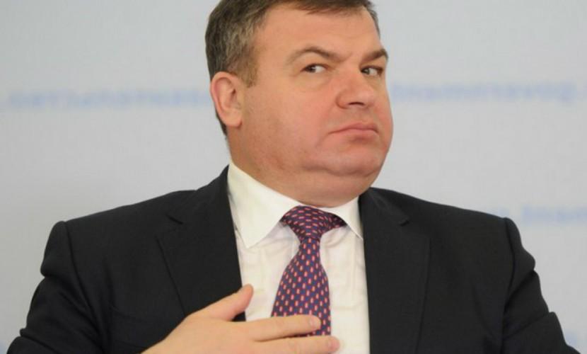 Сердюкову доверили два ключевых комитета в Объединенной двигателестроительной корпорации