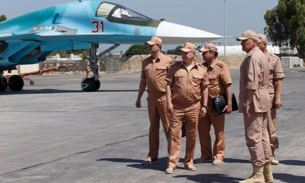 Российские ВКС спасли Сирию от массированного удара НАТО сотнями крылатых ракет, - Шойгу