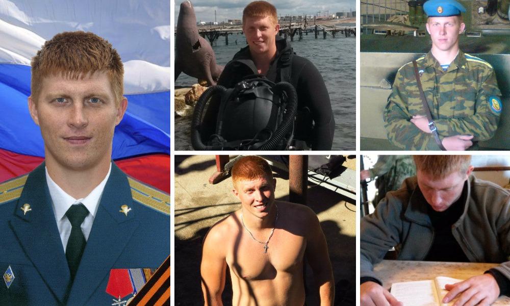 В Сирии погибли еще двое российских военных - Архиреев и Сороченко, - волонтеры группы CIT