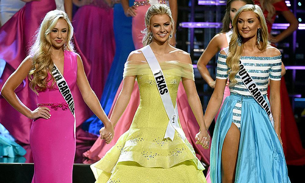 Удивительные лица главных красоток конкурса «Юная Мисс США» вызвали насмешки американцев