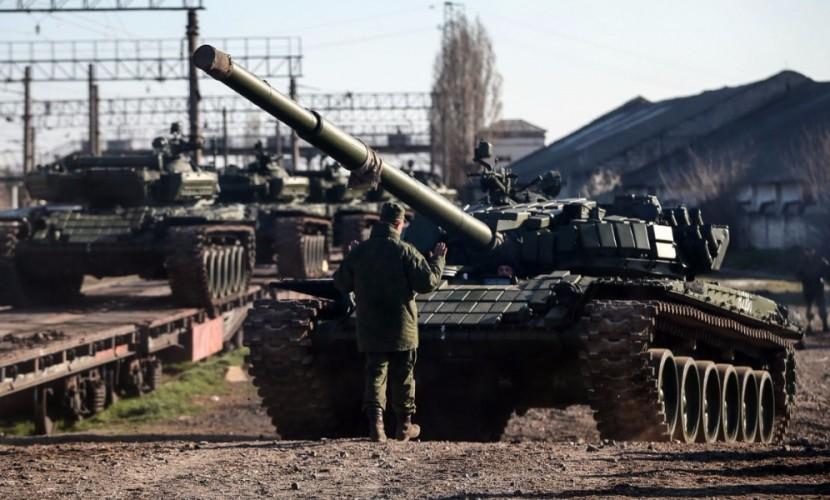ВПентагоне невидят признаков угрозы начала вооруженного конфликтаРФ иУкраины,