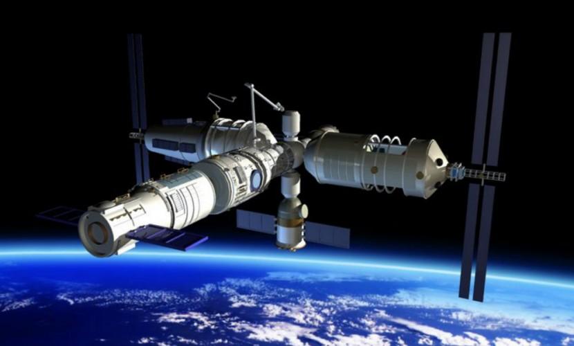 Китай начал подготовку к запуску второй космической станции