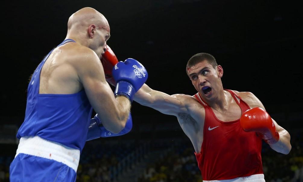 Российский боксер Тищенко «всухую» победил казахстанца и подарил стране золото Олимпиады