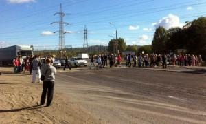 Экс-работники поставщика «АвтоВАЗа» в Тольятти перекрыли дорогу из-за длительной невыплаты зарплат
