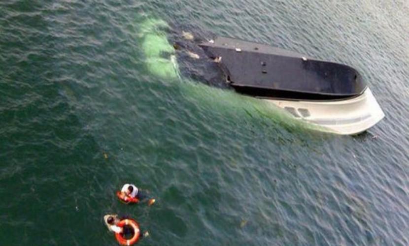 Под Балаклавой затонула Яхта спассажирами