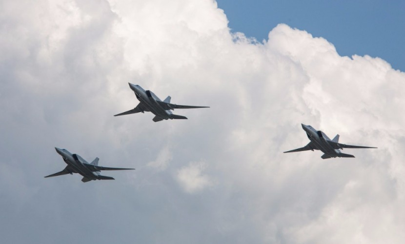 Дальние бомбардировщики Ту-22 ударили попозициямИГ вСирии