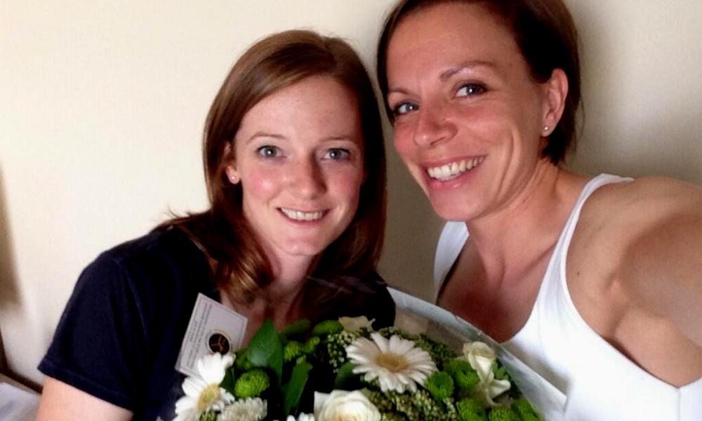 Супруги-лесбиянки из Англии впервые в истории одновременно стали чемпионками Олимпиады