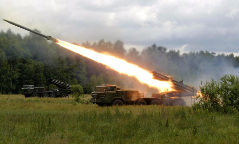 Ракетчики России начали масштабные учения в Крыму в День независимости Украины