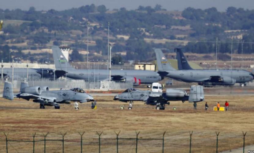 США начали перевозить свое ядерное оружие изТурции вРумынию