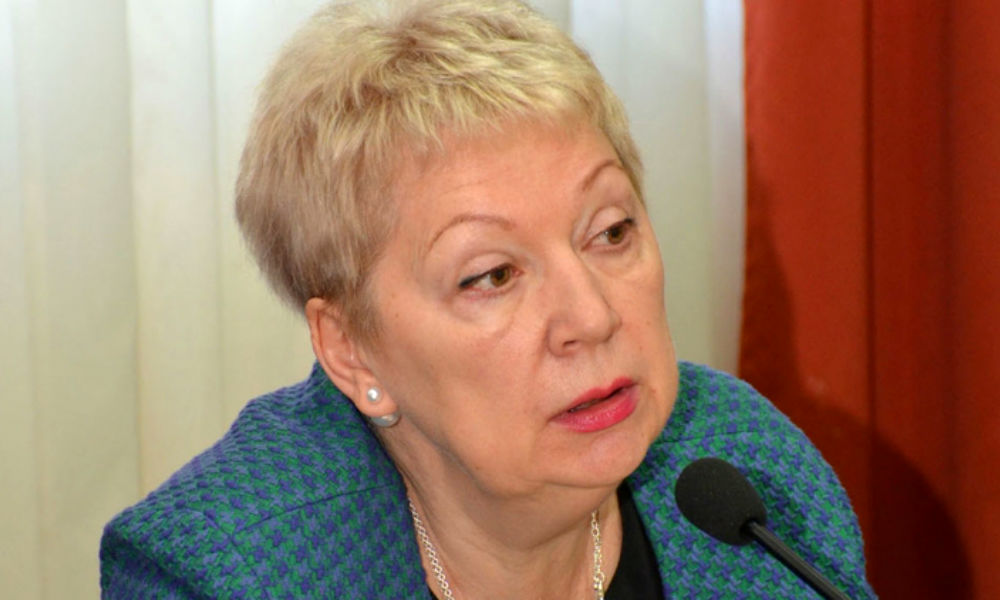 Новый министр образования раскритиковала сдачу ЕГЭ и пообещала провести реформу