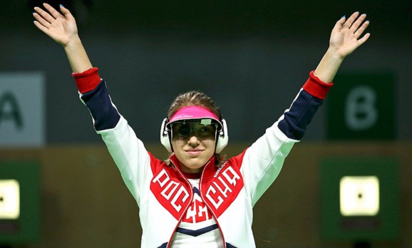 19-летняя Виталина Бацарашкина принесла сборной России вторую медаль на Играх в Рио