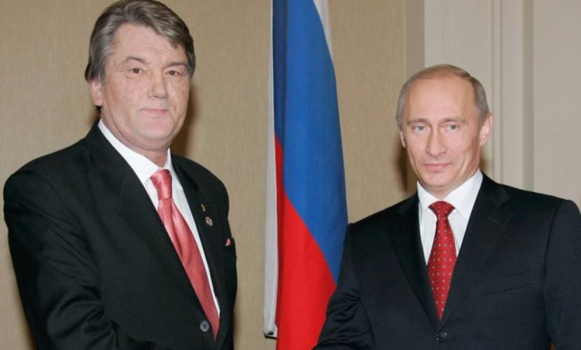 Украинцы во время моего президентства хотели видеть лидером страны Путина, - Ющенко