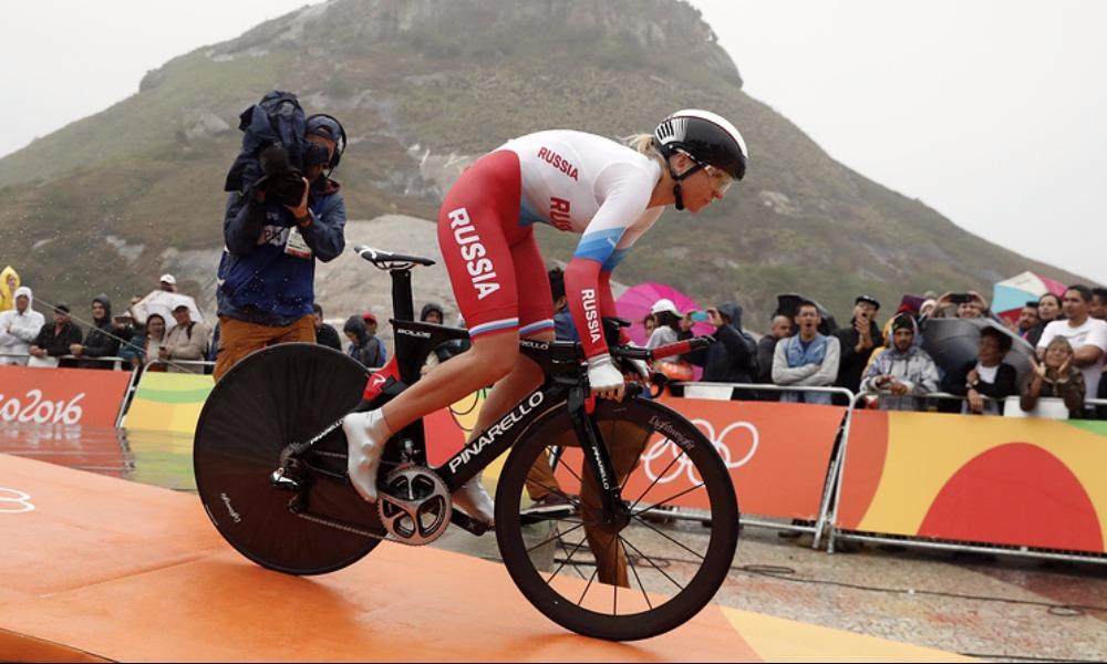 Россиянка Забелинская на Играх в Рио уступила в раздельной гонке только суперзвезде из США