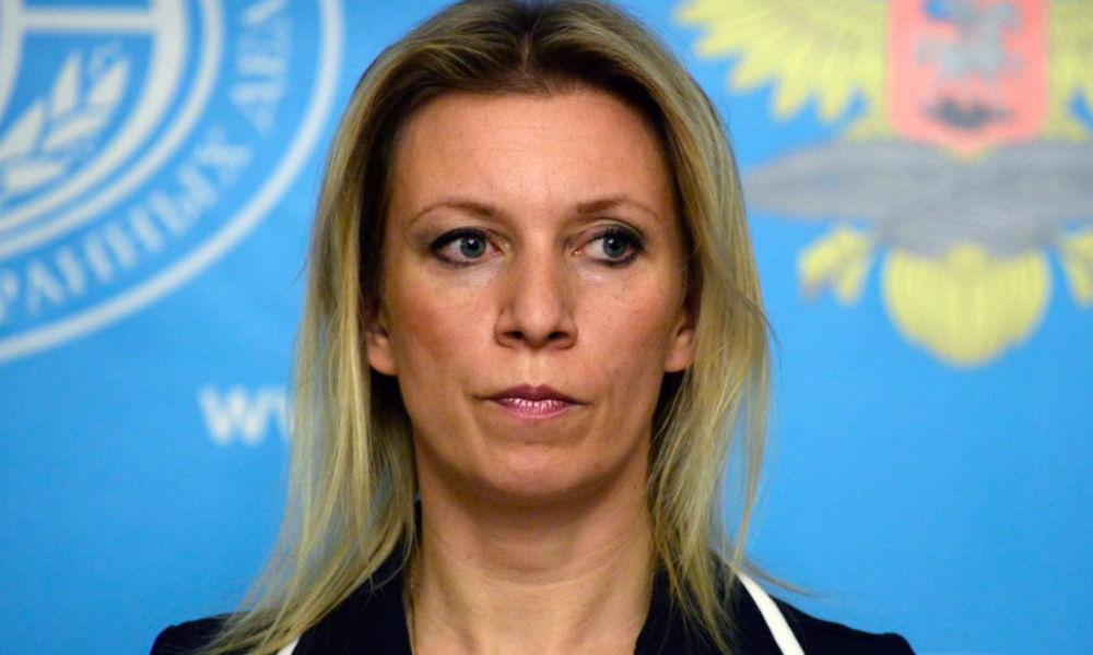 Негражданку Латвии Оксану Карая отказались впустить в Россию правомочно, - Захарова
