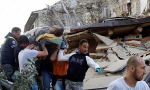 Российские туристы отправились в пострадавший от мощного землетрясения итальянский регион