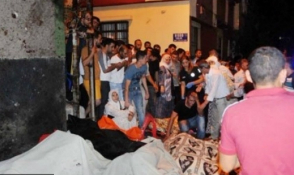 Количество жертв «свадебного» теракта на юге Турции достигло 30 человек