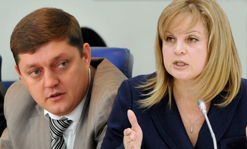 Олег Пахолков попросил Эллу Памфилову обучить избиркомы 155-го округа закону о выборах