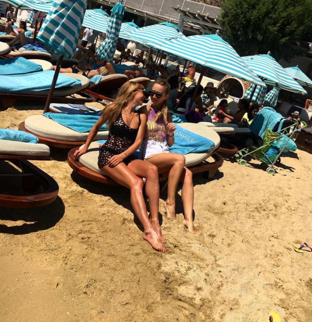 Иван ургант фото на пляже