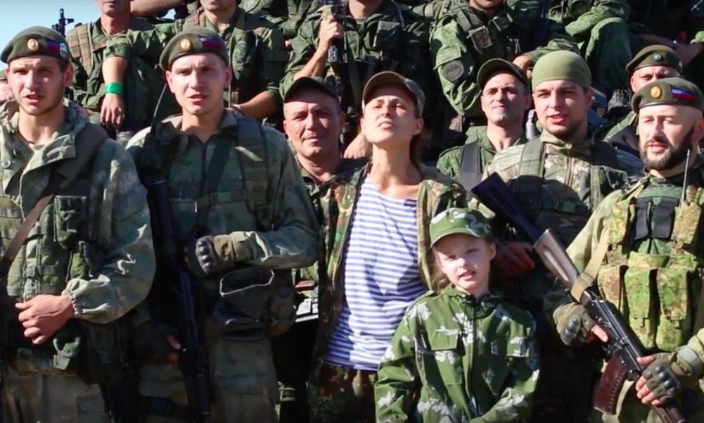 Юлия Чичерина разместила в Сети свой новый клип о людях Донбасса