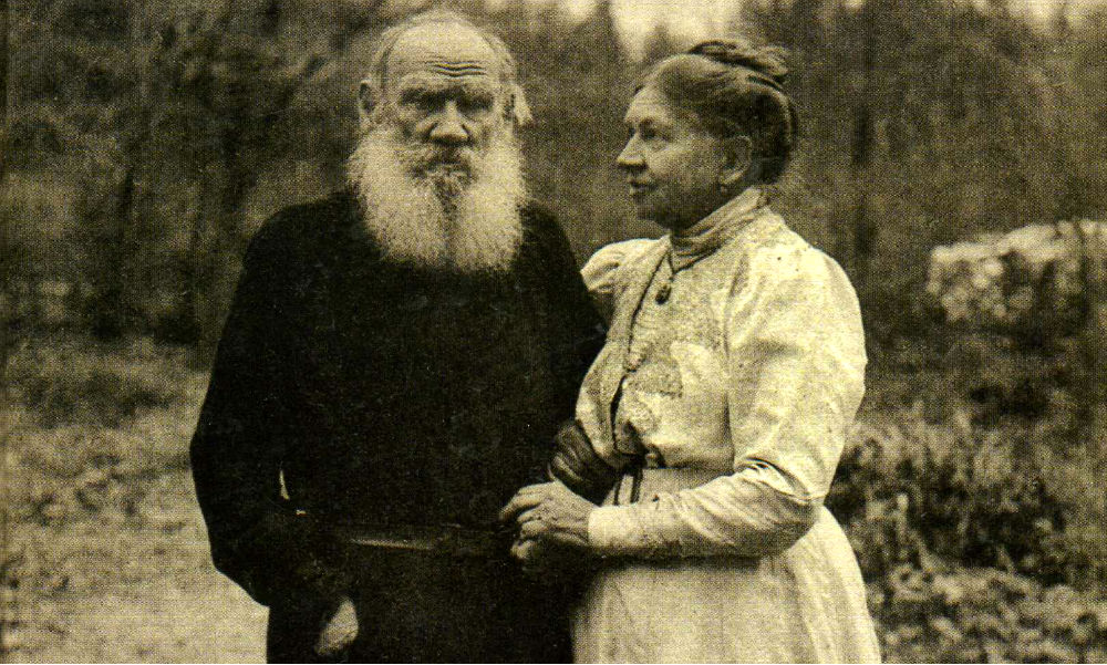 Календарь: 23 сентября - Свадьба Льва Толстого и «прелестной» Софьи Берс