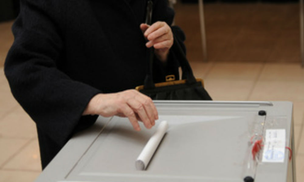 Женщина умерла после голосования на участке в Санкт-Петербурге