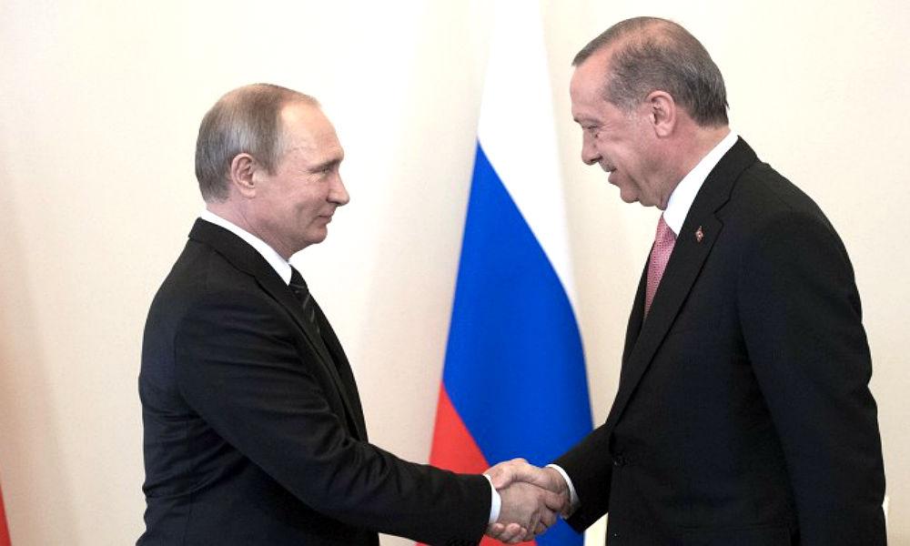 Путин и Эрдоган решили отменить продэмбарго, проложить газопровод и построить АЭС