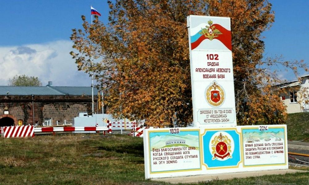 В результате ДТП в Армении погибли двое российских военных