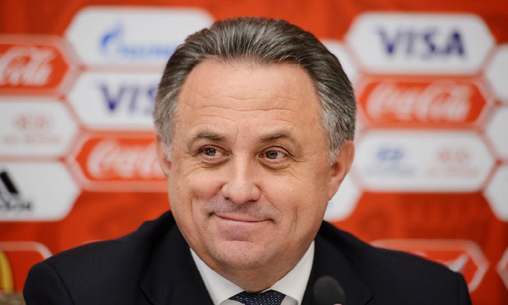 Мутко опередил Газзаева в споре за кресло президента РФС