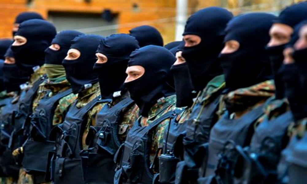 Бойцы нацбатальонов ради беспорядков в Киеве покидают Донбасс