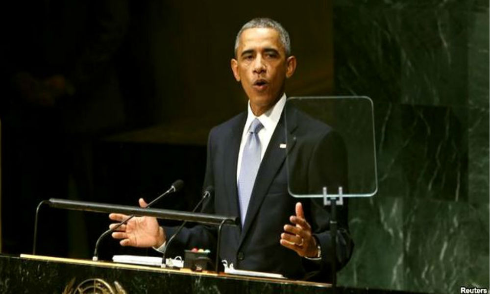 Последняя речь Обамы на Генассамблее ООН оказалась