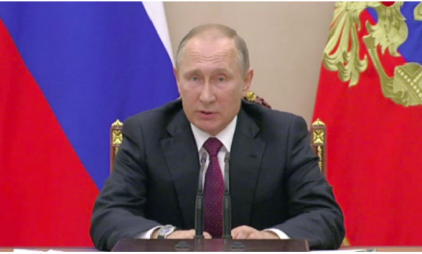 Путин напомнил россиянам о долге
