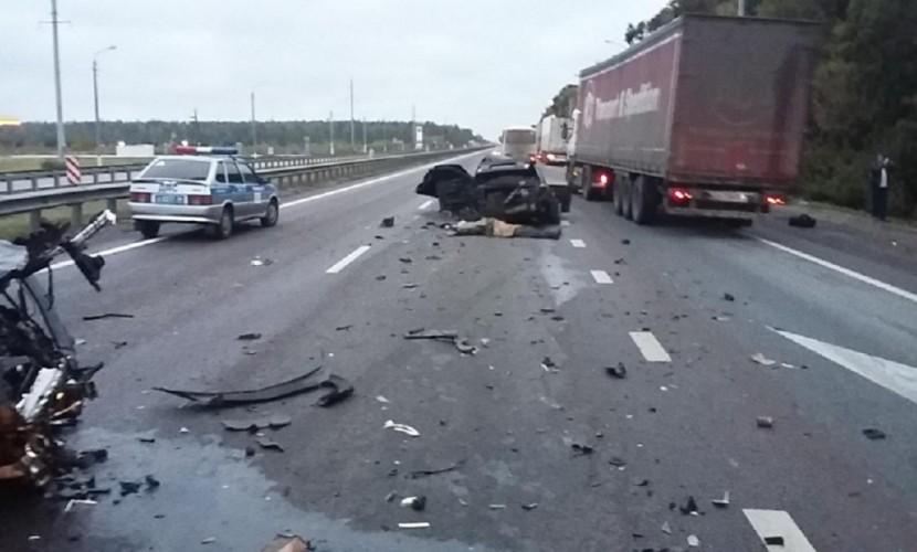 ВРамонском районе шофёр умер из-за невыставленного аварийного знака