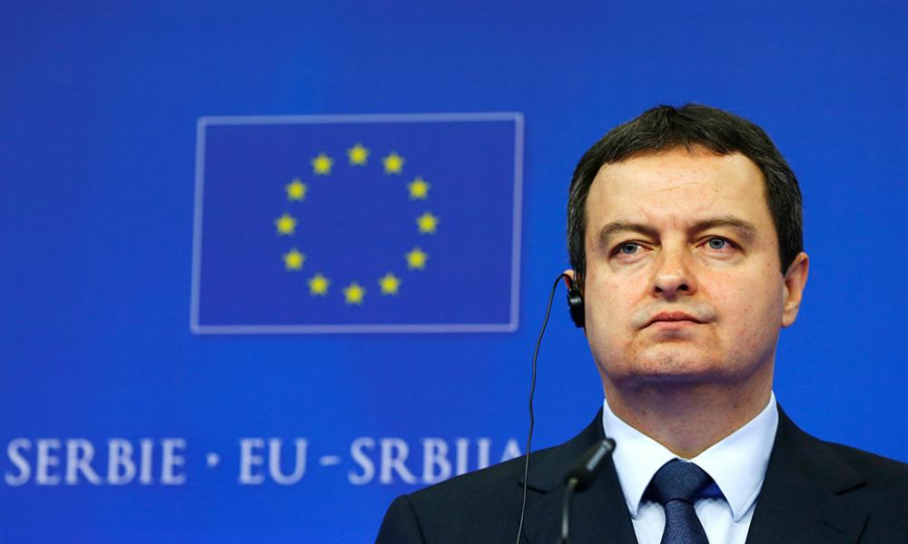 Дачич поставил «точку» в спекуляциях по поводу антироссийского курса Сербии