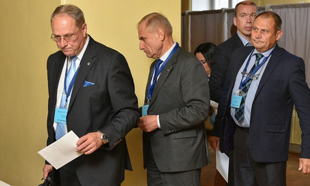 Эстония потеряла сразу двух кандидатов в президенты