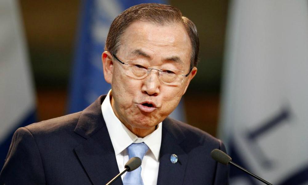 Генсек ООН призвал мир остановить «ночной кошмар» в Алеппо