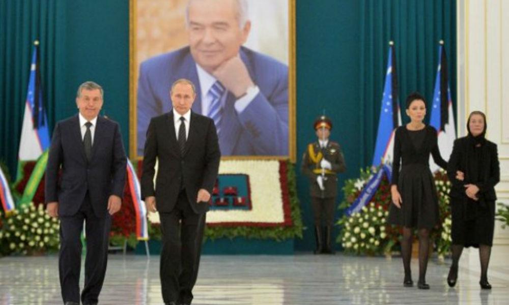 Узбекский народ и руководство страны могут рассчитывать на Россию как на надежного друга, - Путин