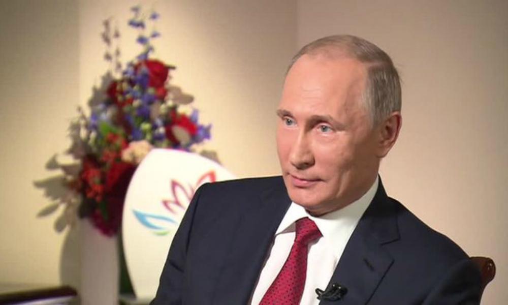 Владимир Путин опроверг причастность России к хакерским атакам на базы данных Демократической партии США
