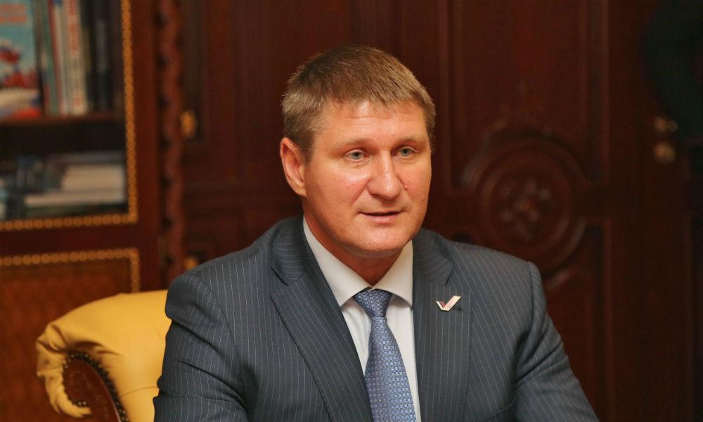 Организаторы блокады - ущербные люди, - первый вице-премьер Крыма
