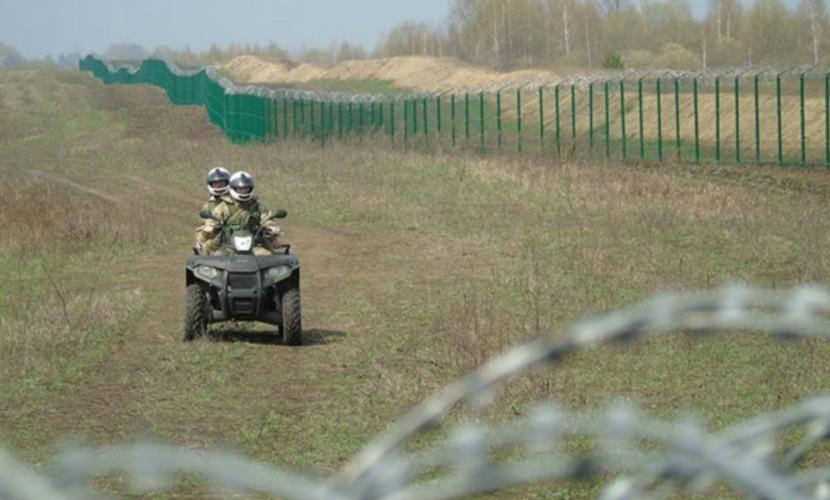 Украинская погранслужба провалила нашумевший проект сооружения границы с Россией