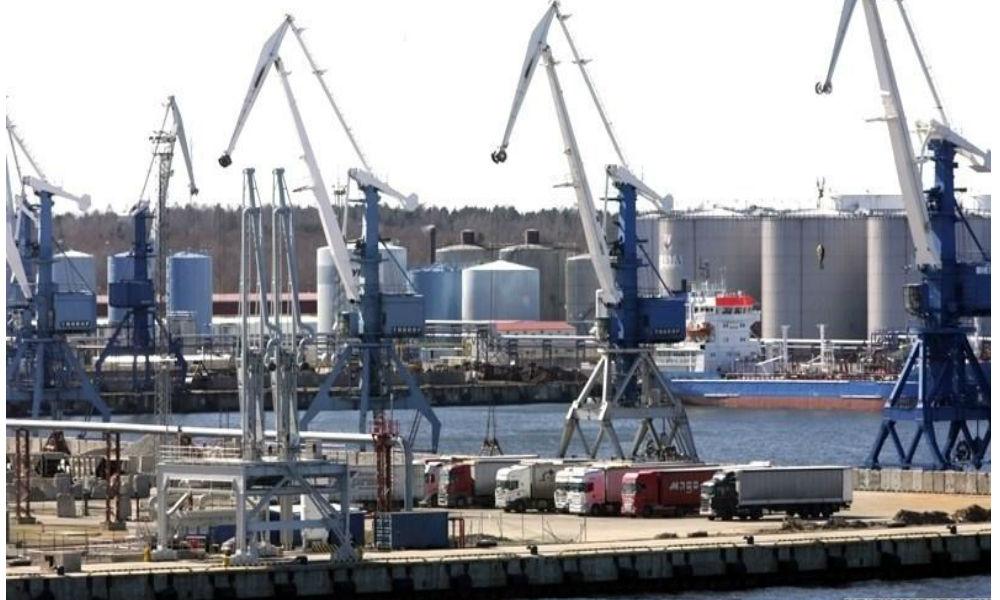 Глава Таллинского порта обиделся на