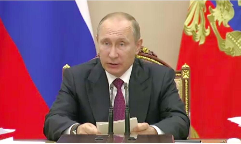 Путина возмутила огромная разница между общими доходами богатых и бедных регионов