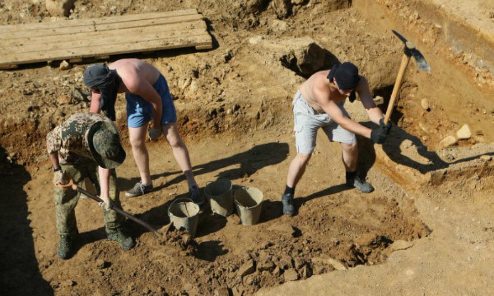 Ученые-археологи нашли остатки ткацкого станка возрастом 2 тысячи лет